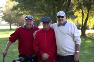 Free over 55's Golf Day